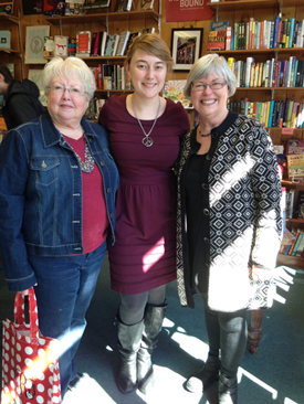 Ladies of Main Street Books