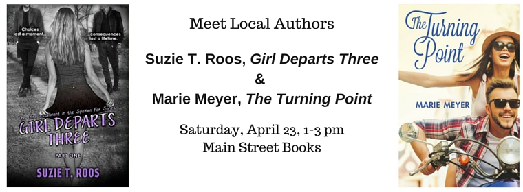 Meet Local Authors