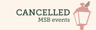 Cancelled MSB Events